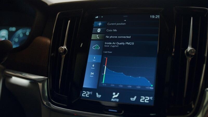 Canggih! Teknologi Volvo Bisa Bersihkan Udara Kabin, Bantu Jaga Kesehatan