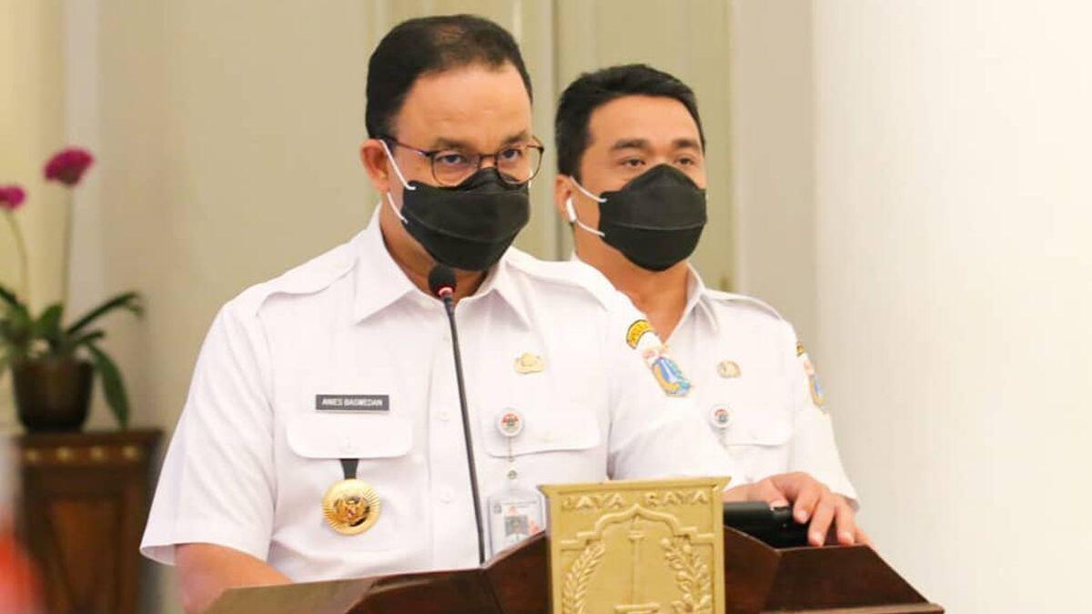 Pengusaha di Mal Minta Gaji Karyawannya Ditanggung Anies selama PSBB