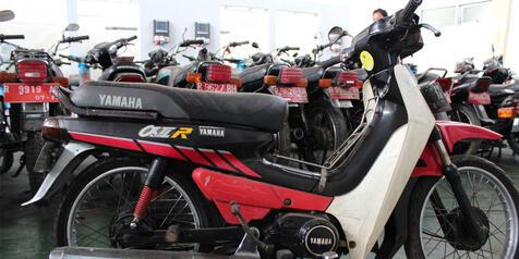 Nostalgia Bersama Yamaha Champ, Motor Bebek Sport Pertama Dari Yamaha