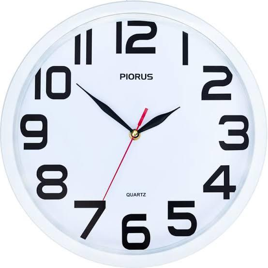 cara mengetahui waktu di bumi yang semakin cepat hanya dengan jam dinding!!