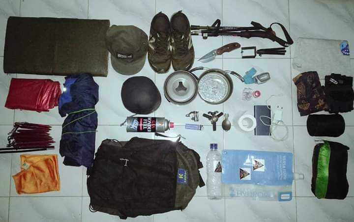 ALASAN ANE HIJRAH KE ULTRALIGHT HIKING (Dari konvensional - ke Ultralight)