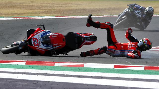 Kenapa Ketika Motor MotoGP Terjatuh, Mesinnya Langsung Mati? Simak Penjelasannya!