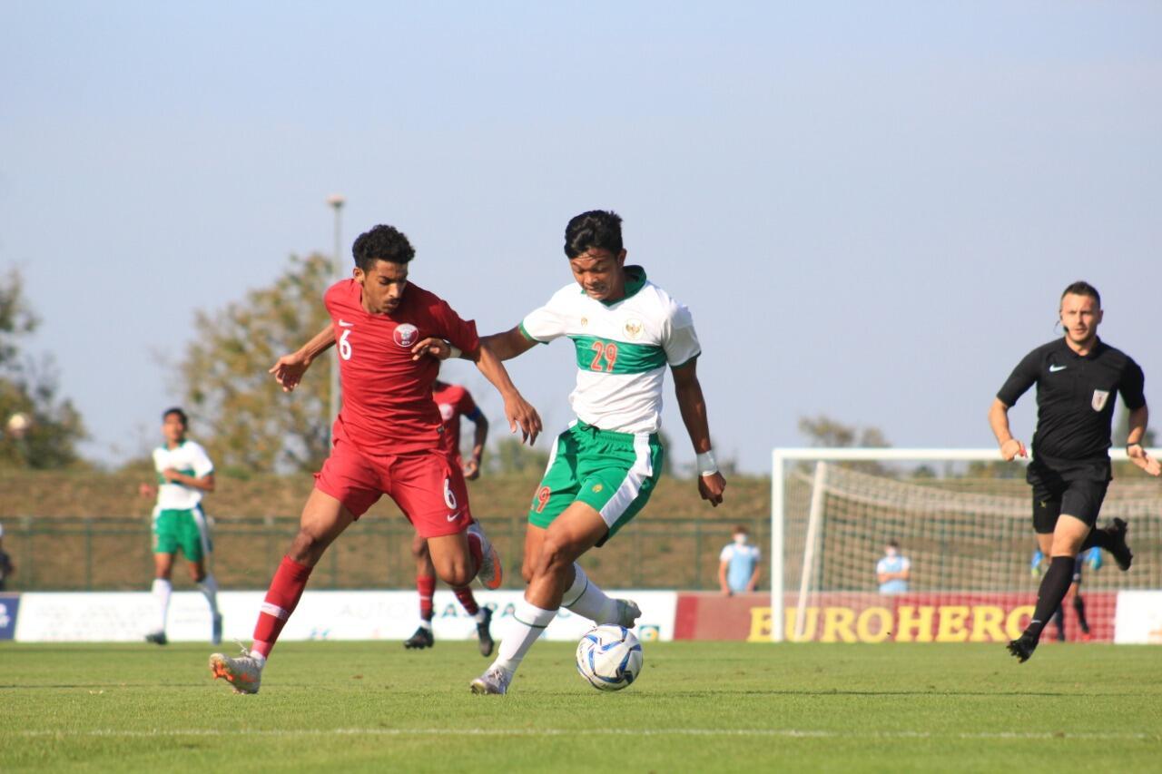Shin Tae Yong Soroti Gol Menit Akhir Qatar