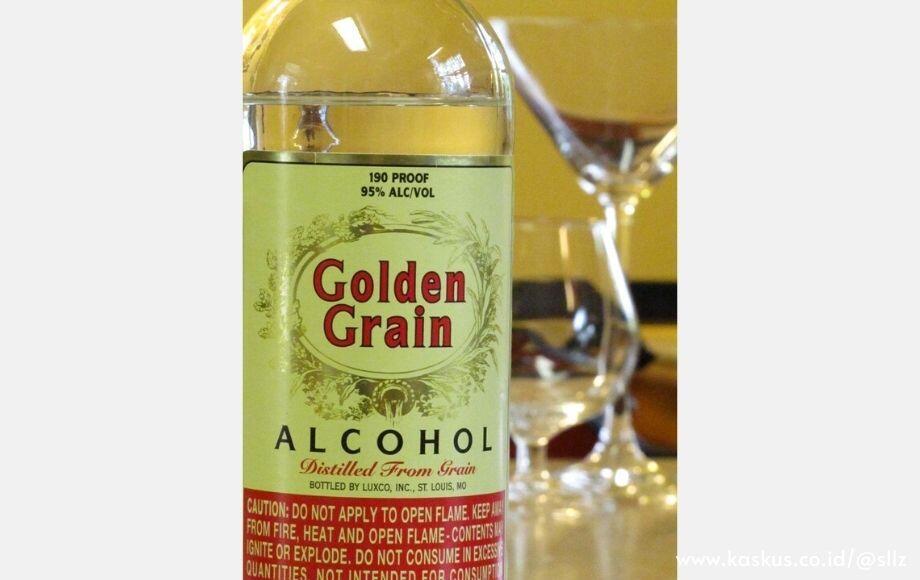 15 Miras Legal Dengan Alkohol Tertinggi Didunia