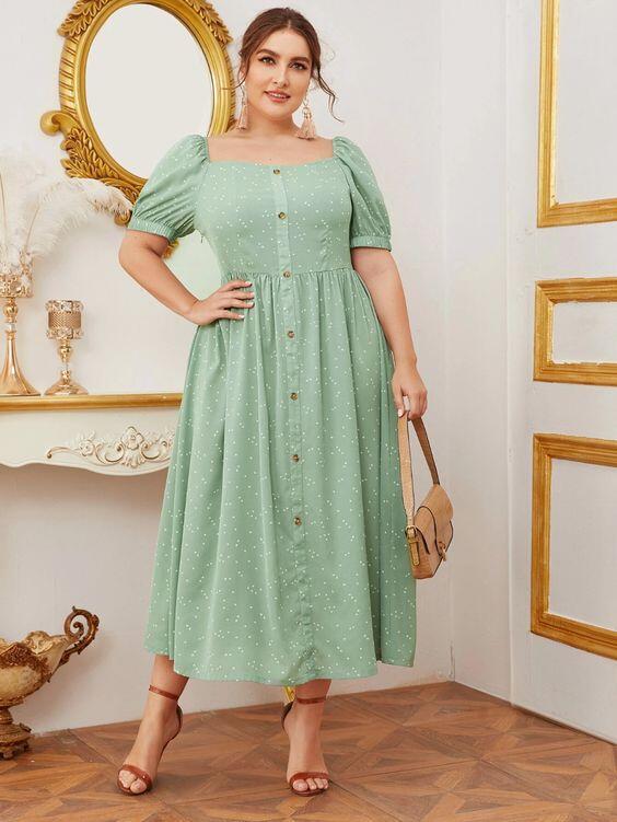 8 MODEL DRESS YANG AMPUH TUTUPI PERUT BUNCIT DALAM SEKEJAP. Wajib Coba!!!
