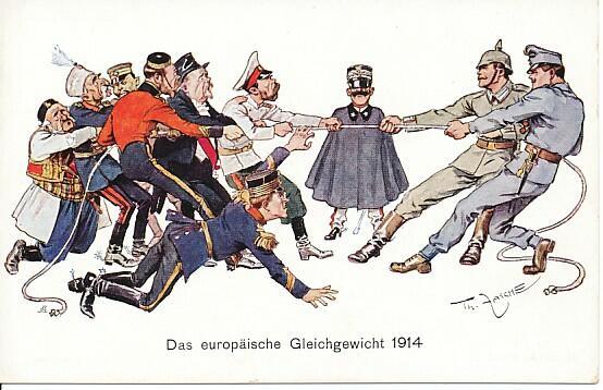 Para Pemimpin Negara - Negara Pada Perang Dunia I Part II