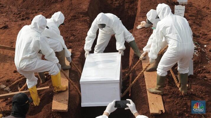 160 Meninggal, Kasus Kematian Covid-19 Cetak Rekor Lagi