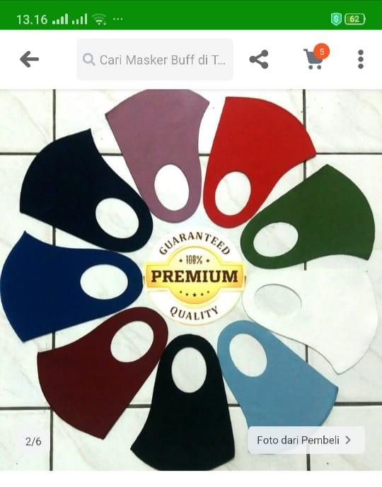 Scuba Dilarang, Produsen Masker: Harus Ada Win-win Solution