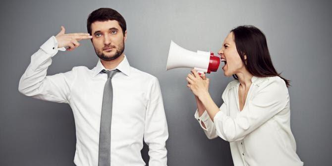 Biarkan Istrimu Mengomel, Itu Salah Satu Tanda Kalau Dia Masih Sayang