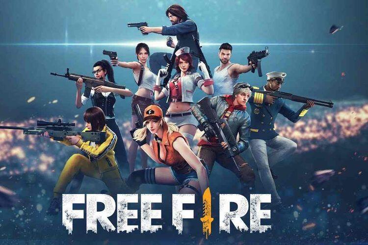 AMONG US kalahkan FREE FIRE