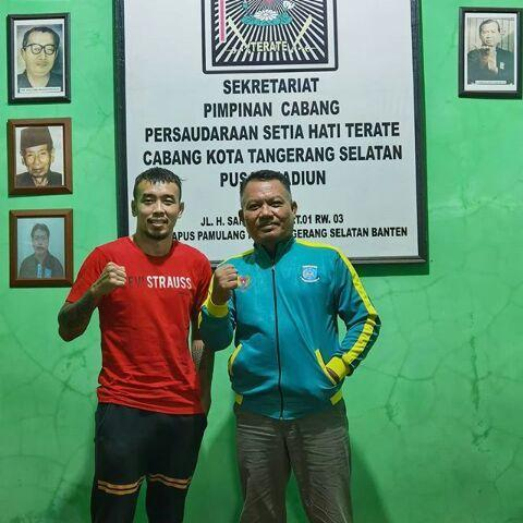 Rudy Agustian Petarung One Championship Gabung PSHT