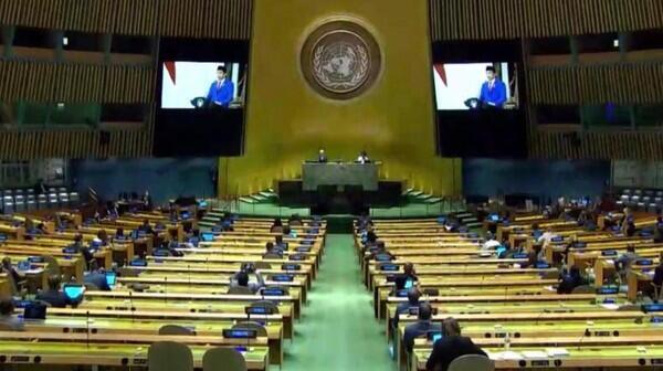 Jokowi: 75 Tahun PBB, Dunia yang Kita Impikan Belum Tercapai