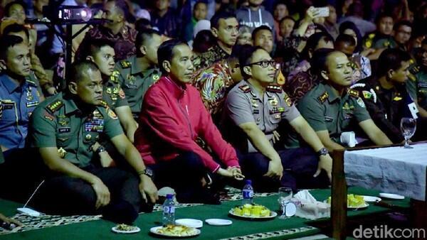 Jokowi Ikut Nobar G30S/PKI, Kenapa Gatot Kaitkan Pergantian Panglima TNI?