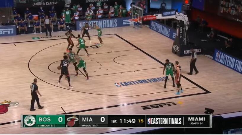 Miami Heat Kembali Kalahkan Boston Celtics pada Game 4 Final Wilayah Timur NBA