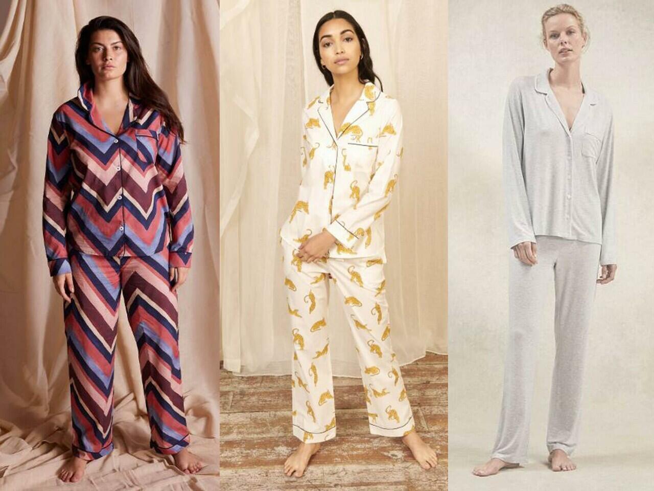Wanita dengan Piyama/Baju Tidur membuat Wanita terlihat Lebih Sexi, iya gak sih?