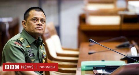 Refly Ungkap Sebab Gatot Dicopot dari Panglima TNI: Khawatir Jadi Presiden