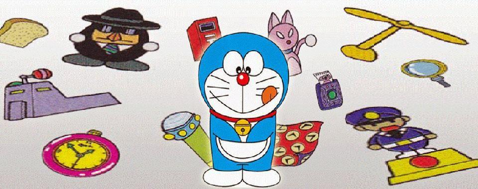 Keganjilan Cerita Doraemon