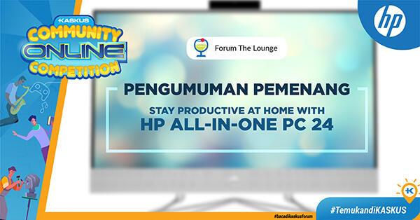 Ini Dia Kaskuser yang menjadi Pemenang COC bareng HP All-in-One PC 24