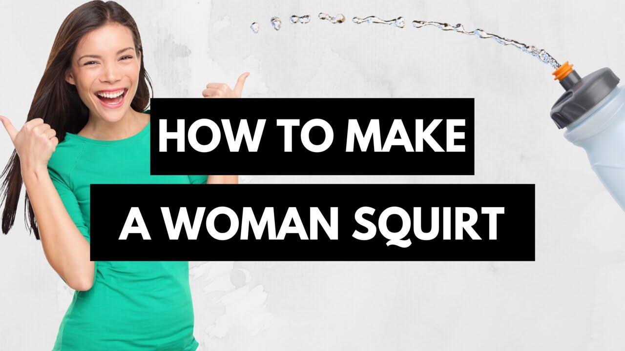 FEMALE EJACULATION : The Squirting Phenomenon - Apakah Semua Wanita Bisa !!!