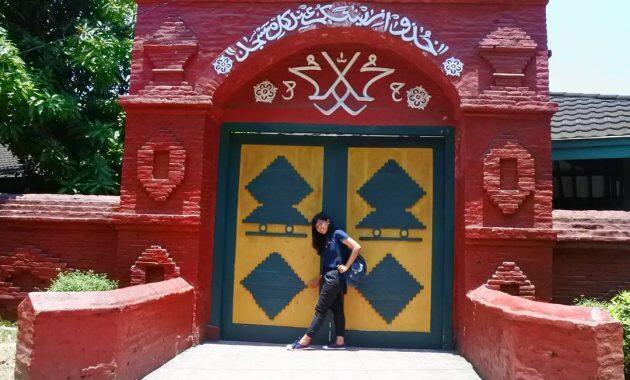 [Coc. Reg. Cirebon] Uniknya Masjid di Kota Udang