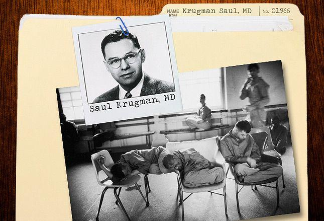 Saul Kruger: Si Sadis Bertopeng Praktisi Kesehatan