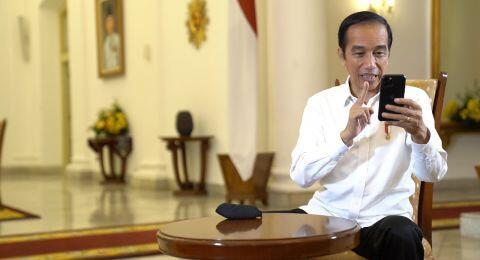 Tekan Penyebaran Covid-19, Presiden Jokowi Wajibkan Mini Lockdown
