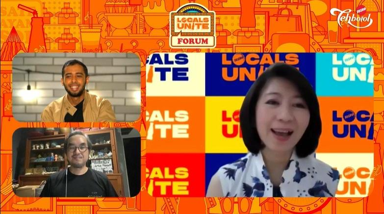 Ga Nyesel Nonton Locals Unite Forum, Obrolannya Berisi Ilmu Semua