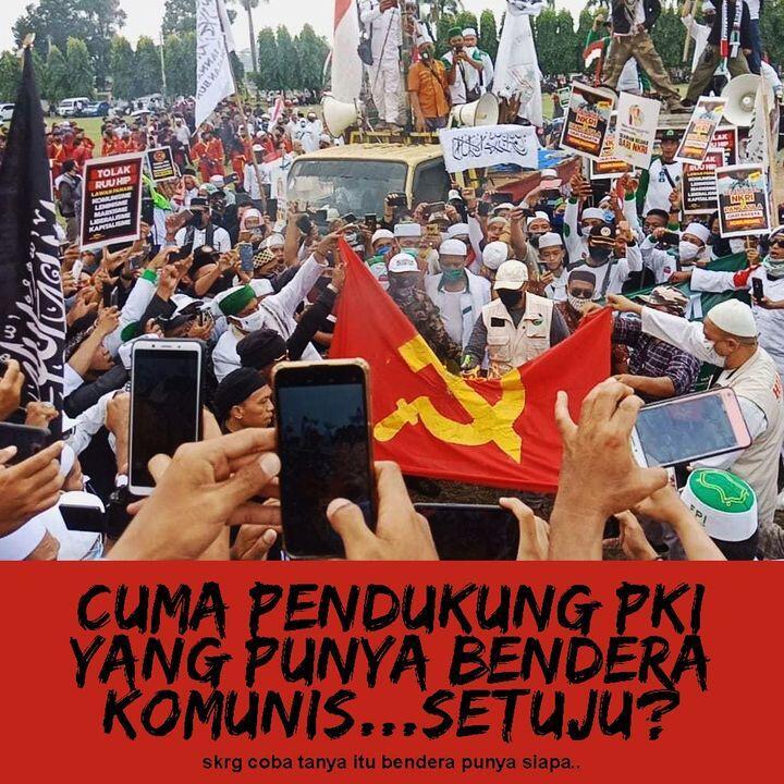 Dulu PKI Suka Nuduh Lawan Antek Nekolim, Communist-Phobia, 7 Setan Desa