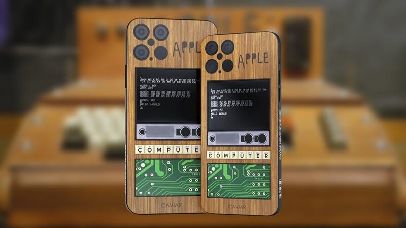 iPhone 12 Pro Ala Caviar, Harganya Selangit Gan!