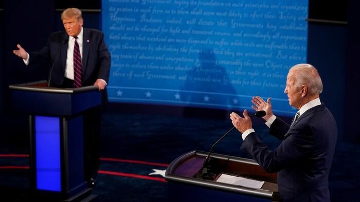 Debat Capres AS Sangat Kacau, Siapa yang Menang?