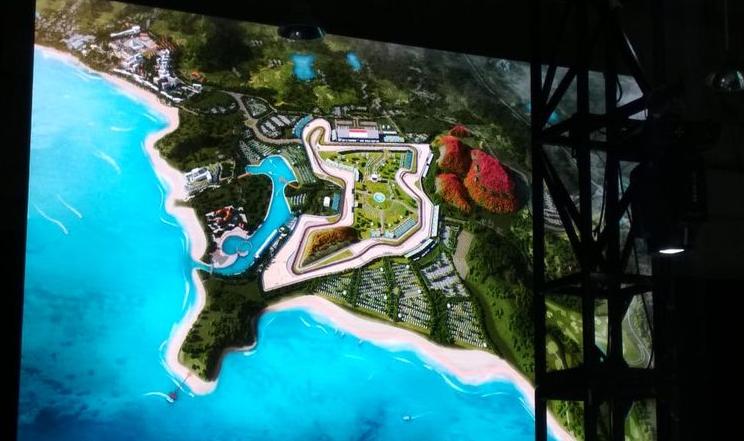 Pembangunan Sirkuit Mandalika Selesai Juli 2021, Jadi Juga Indonesia Gelar MotoGP