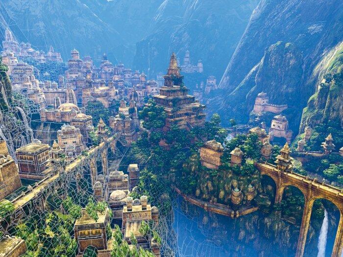 3 Kota Paling Misterius di Dunia, Apakah Kamu Percaya dengan Keberadaannya?