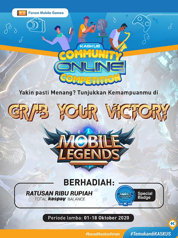 [COC Mobile Games] Grab Your Victory - Mobile Legends