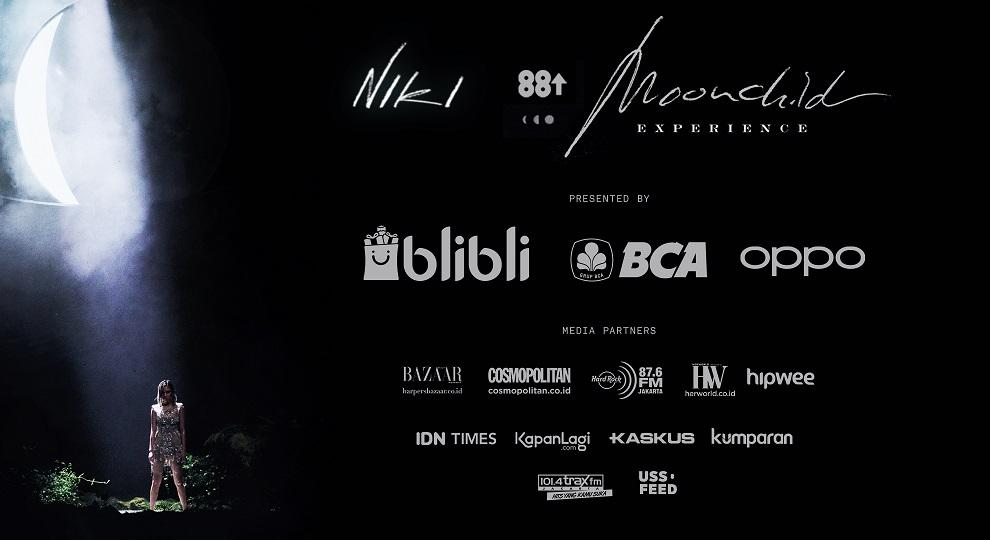 [Live Kaskus TV] Konser NIKI Moonchild Live Experience by 88rising