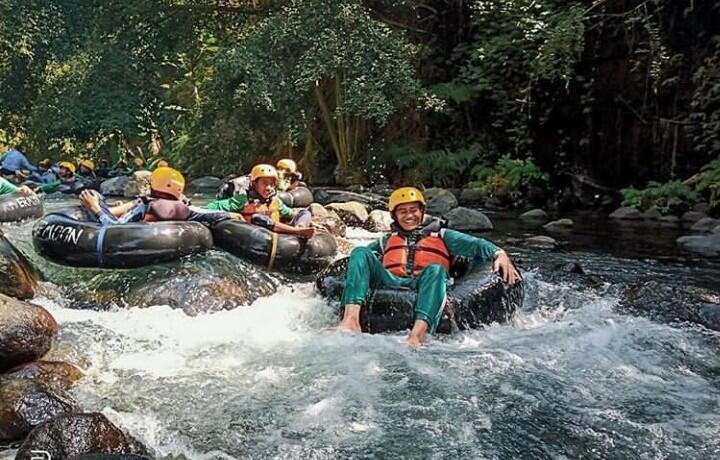 [COC Reg. Klaten] Deretan Wisata air di Klaten, Nyatanya Menyegarkan