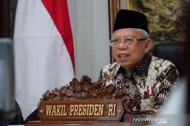 Wapres: Saya berharap TNI terus dukung Pemerintah atasi pandemi