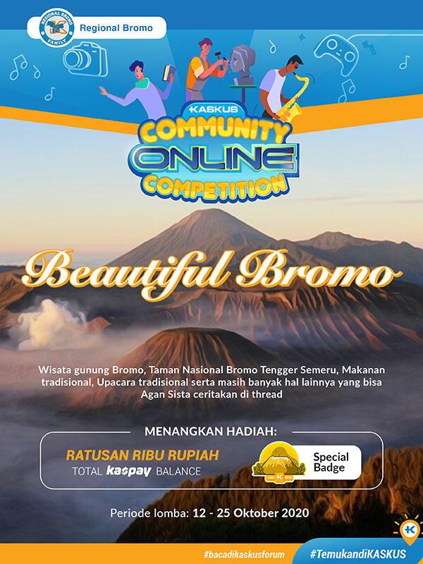 Coc Regional, Beautiful Bromo