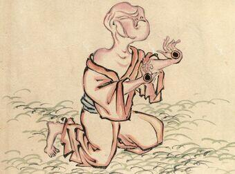 Tenome! Kakek Urban Legend Dari Jepang Yang Menyimpan Dendam Amarah!