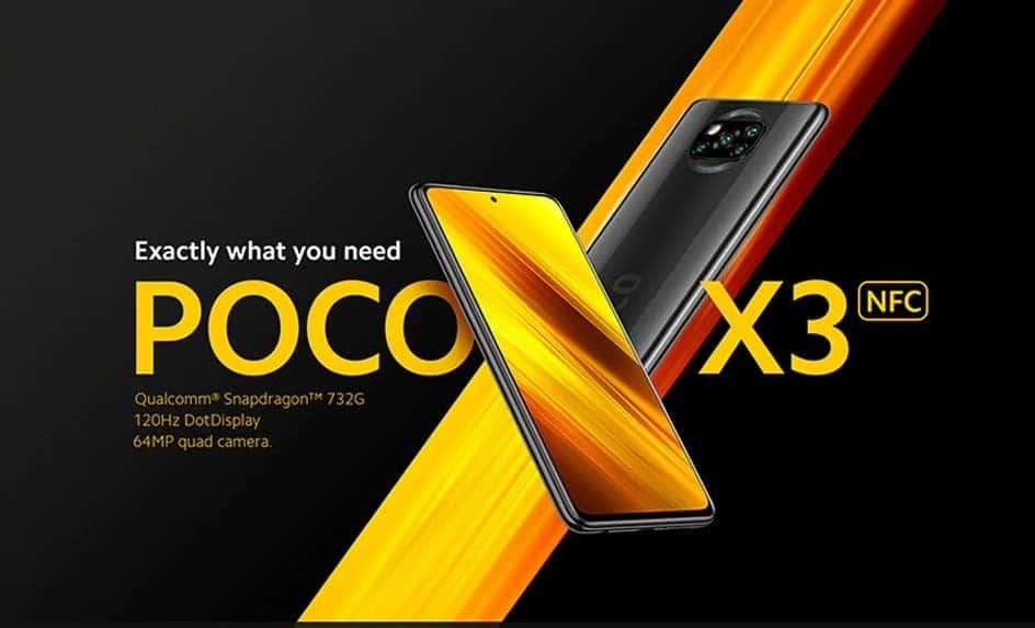 Indonesia Akan Kedatangan Poco X3 Pada 15 Oktober Kaskus