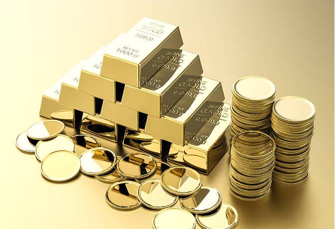 Bagaimana investasi emas spot menang? Menang dengan hati