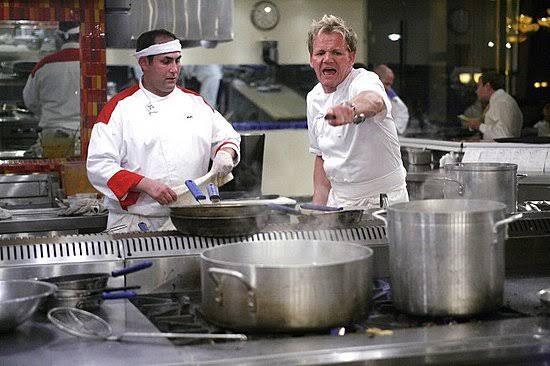 Hell's Kitchen Lebih Kejam dari Masterchef, Perlukah Versi Indonesianya Digelar Lagi?