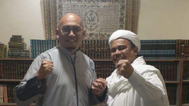 Bisa Terjadi 'Revolusi' Jika Habib Rizieq Pulang saat Demo UU Cipta Kerja