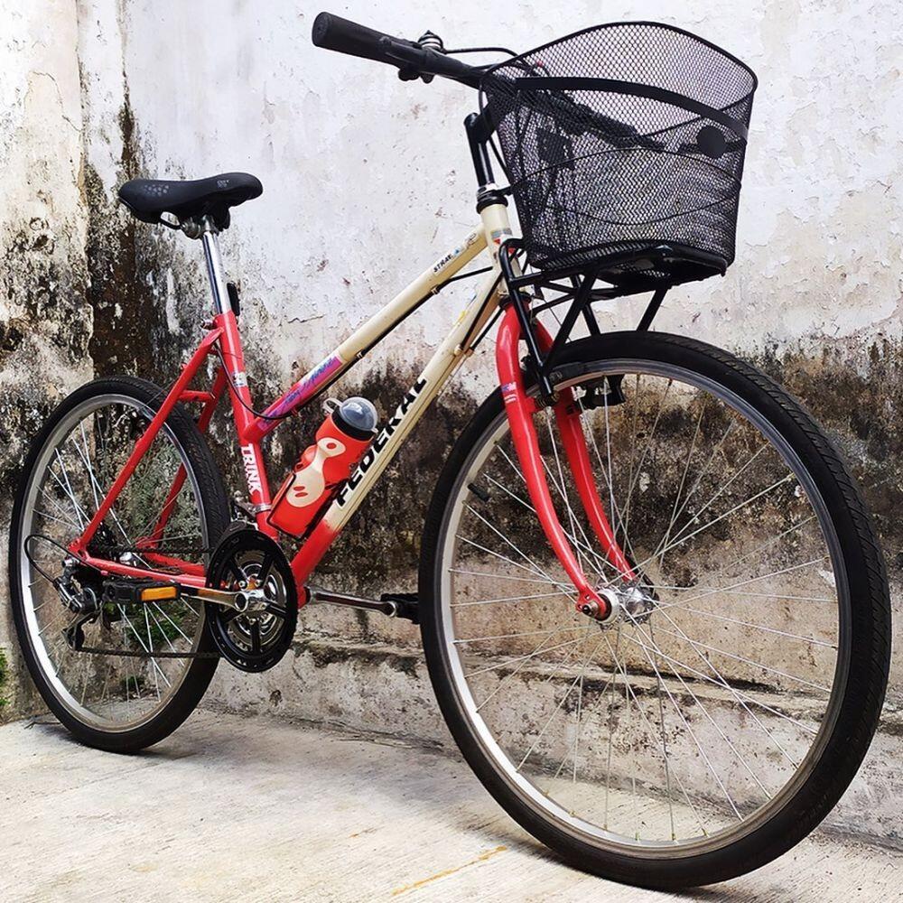 Sejarah Sepeda FEDERAL di Indonesia