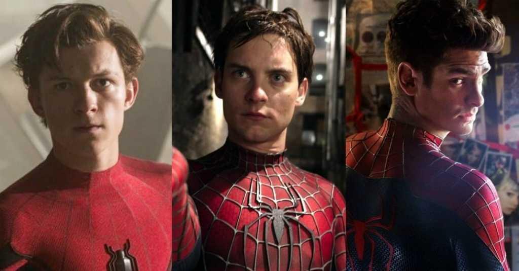 Kepoin Spiderman 3 yang Lagi Produksi