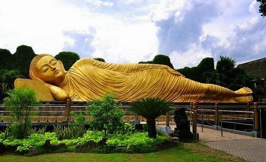 [COC Reg. Mojokerto] 4 Tempat Wisata Kekinian dan Bersejarah di kota Mojokerto