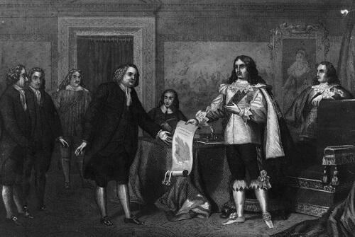 Poin - Poin Latar Belakang Meletusnya Revolusi Kemerdekaan Amerika Serikat