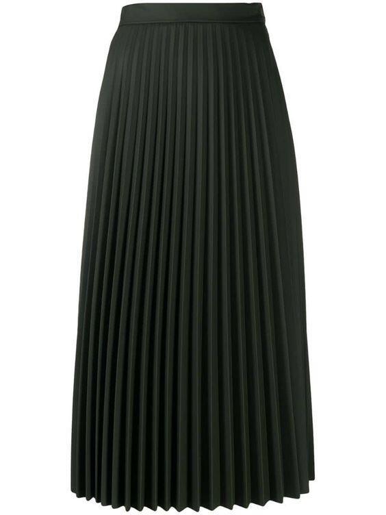 5 Model Rok Panjang untuk Hijaber BERTUBUH GEMUK & PERUT BUNCIT
