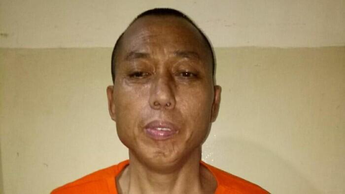 Cai Changpan Napi Kabur dari LP Tangerang Ditemukan Tewas Gantung Diri!