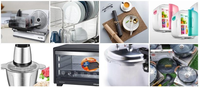 Panduan Peralatan & Perkakasan Dapur Terbaik Malaysia