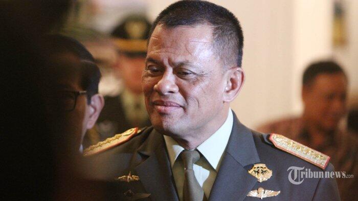 SETELAH Puji UU Cipta Kerja, Jenderal Gatot Nurmantyo: Catat! Saya Keluar dari ......